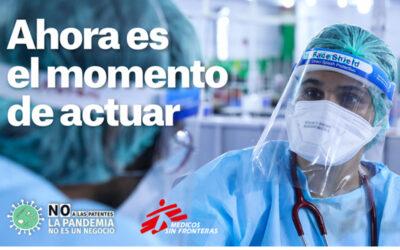 La pandèmia no és un negoci