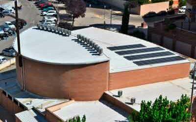 """L'església del Pilar de Lleida aposta per les """"comunitats energètiques"""""""