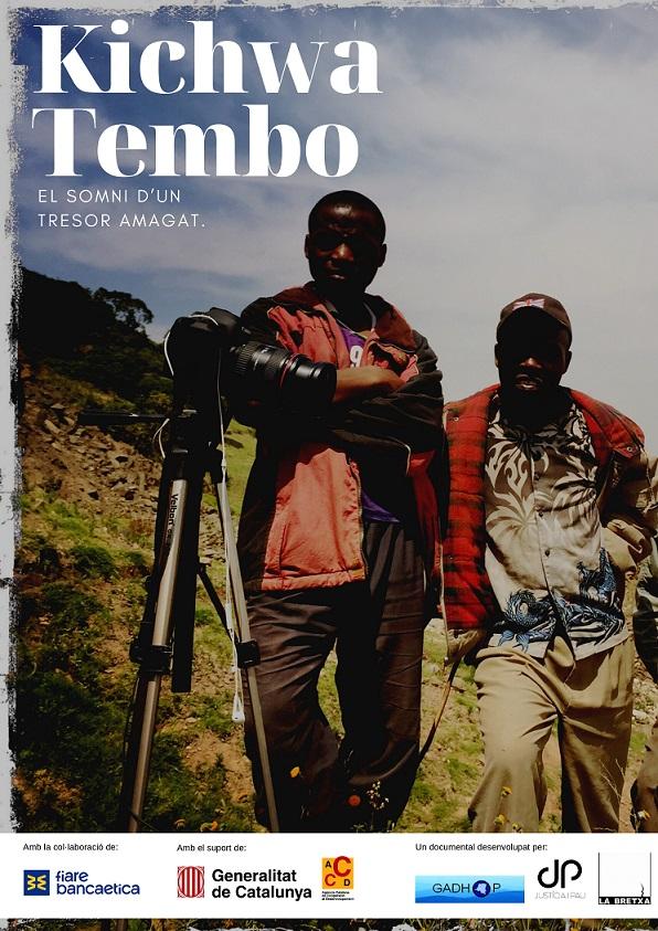 Kichwa Tembo El Somni D Un Tresor Amagat En El Festival De Cinema I Dh Justícia I Pau