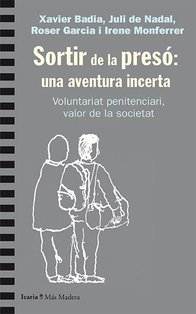 Portada Llibre Sortir de la presó