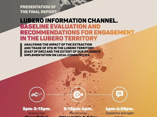 Lubero information channel